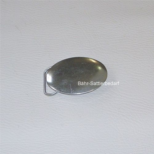 Buckle Rohling, oval, 25 mm